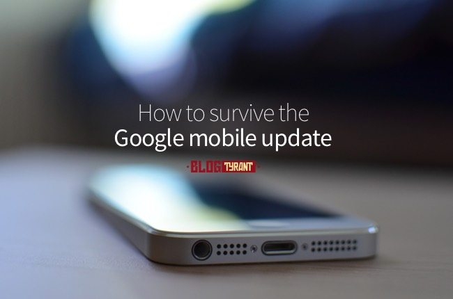 google mobile update