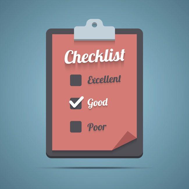 Blogging Skills Checklist: How Do You Measure Up?
