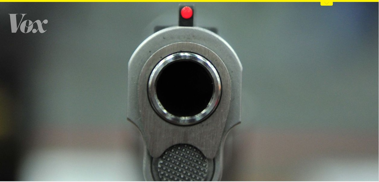 gun violence maps