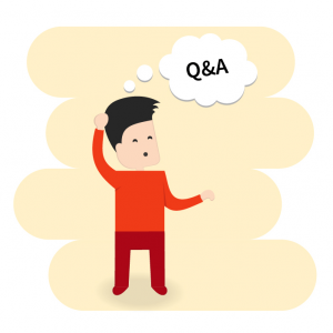 The Great Big Blogging Q&A: Over 100 Common Questions Answered