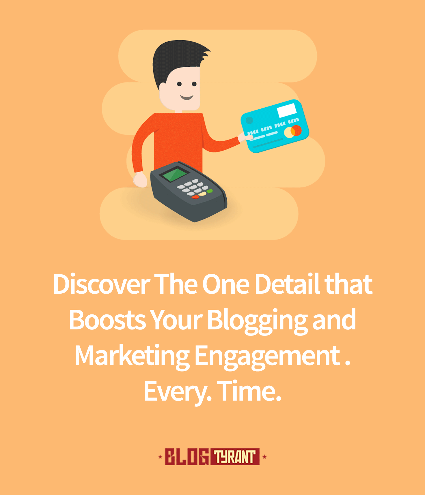 Discover The One Detail that Boosts Your Blogging and Marketing Engagement – Every Time