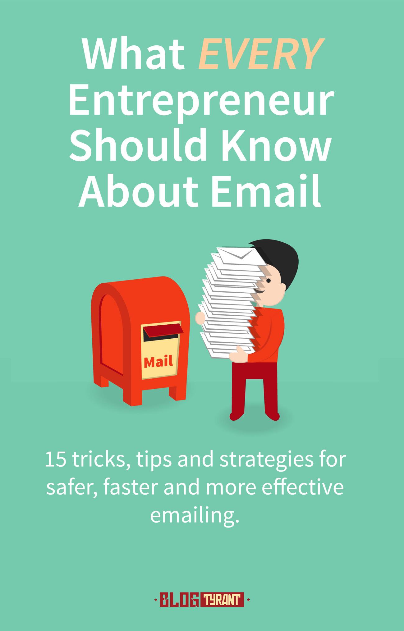 consejos por correo electrónico