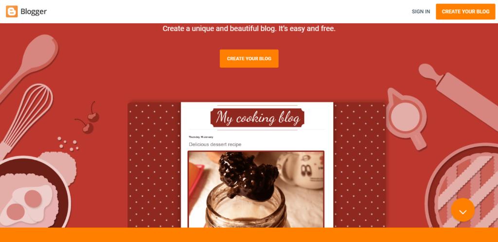 Blogger - Free Blogging Platform