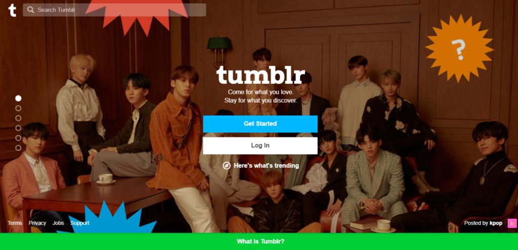 tumblr - free blogging platform