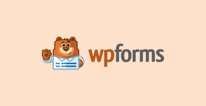 WPForms - Best WordPress forms plugin for donations