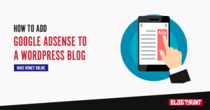 how to add google adsense to wordpress