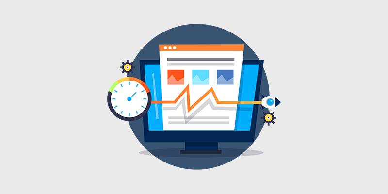 Web site speed and first impression
