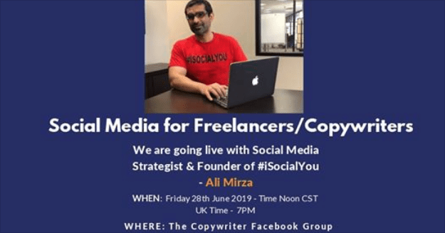 facebook live broadcast example