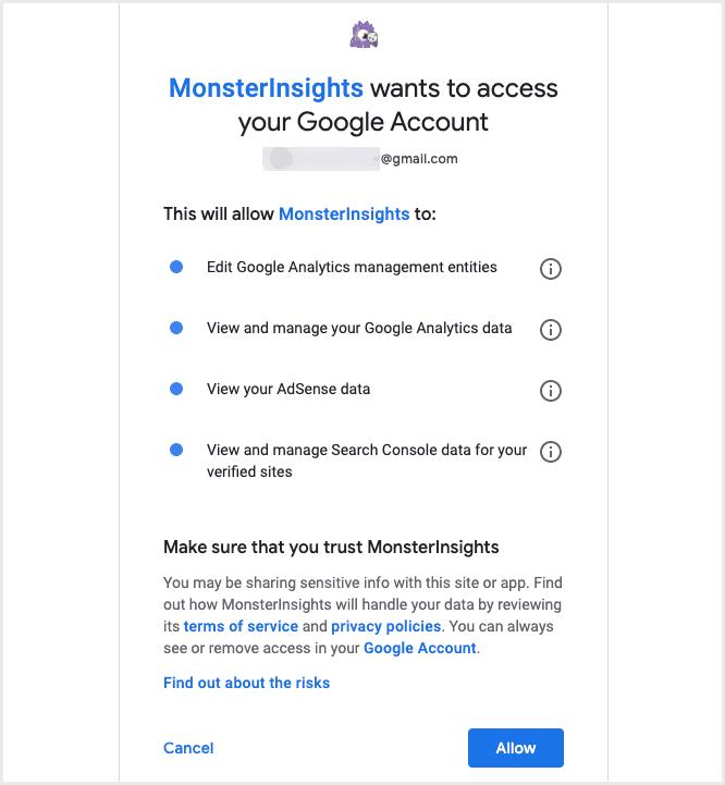MonsterInsight Setup 4