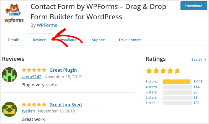 wpforms-reviews 3 Things to Check Before You Install a Plugin