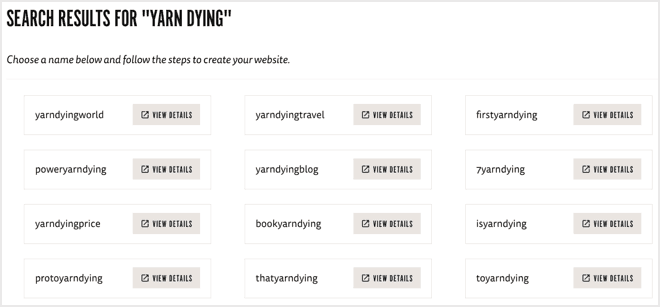 yarn dying name generator