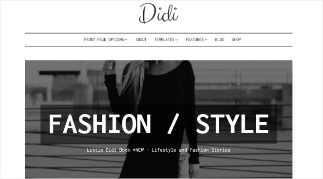 didi-best-wordpress-theme-fashion-blogs