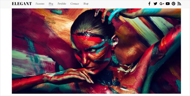 elegant-wordpress-theme-for-blogs