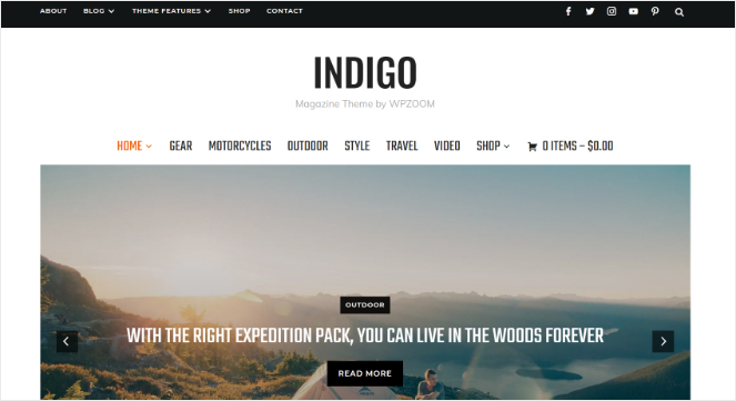 indigo-best-wordpress-theme-travel-blog
