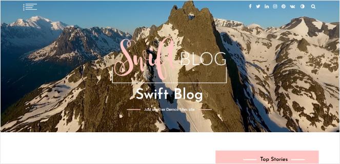 swift-blog-themes-for-wordpress