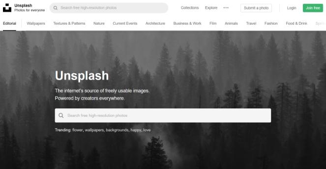 unsplash-free-blog-images