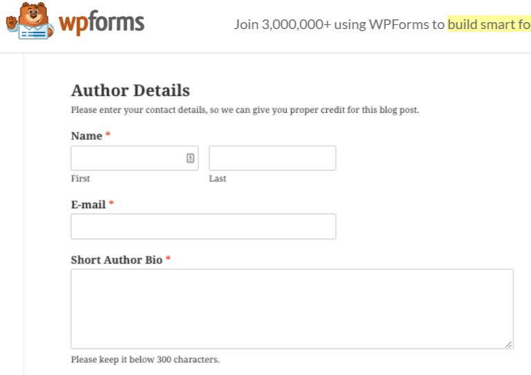 wpforms-sponsored-posts-form