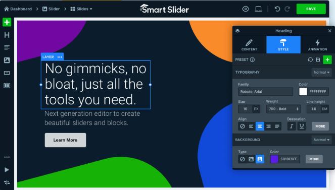 smart slider 3