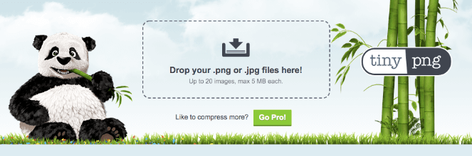 TINYpng is a compressor image tool
