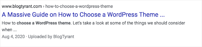 """A Massive Guide on How to Choose a WordPress Theme..."""