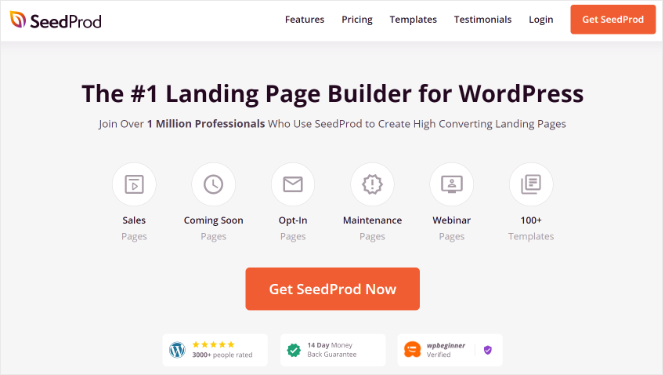 SeedProd-drag-and-drop-builder