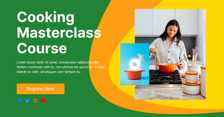 course landing page seedprod