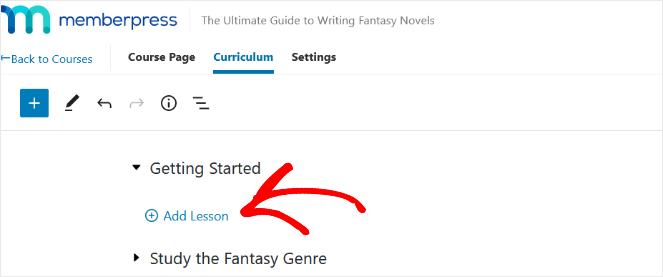 add-course-lesson