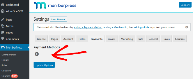 add-payment-method-for-course