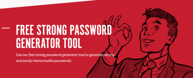 use a strong password generator for your wifi