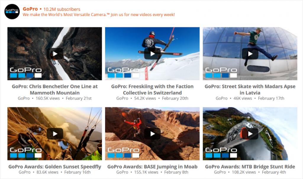 smash balloon embedded youtube feed