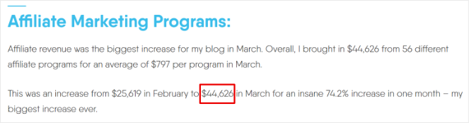 Income reports for blogs - how long dost it take to make money blogging