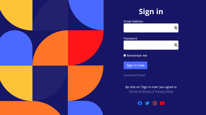 design a custom login page with seedprod