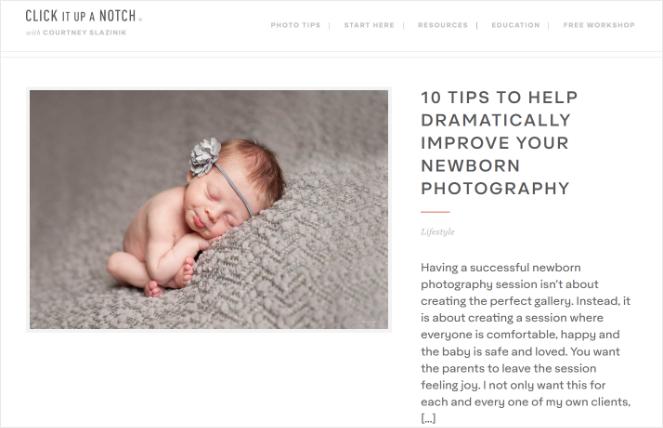 click it up a notch family photography