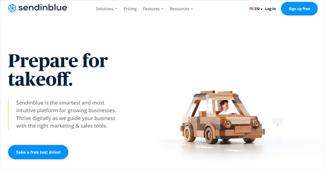 sendinblue affiliate marketing program