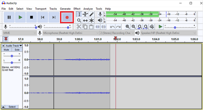 record and edit your podcast with audacity