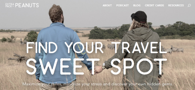 travel blog and podcast niche