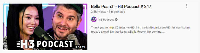 subir podcast a youtube