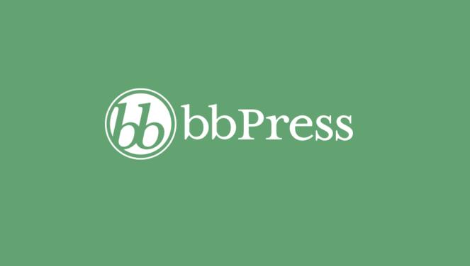 plugin de forum bbpress