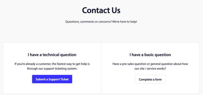 pushengage customer support ticket system